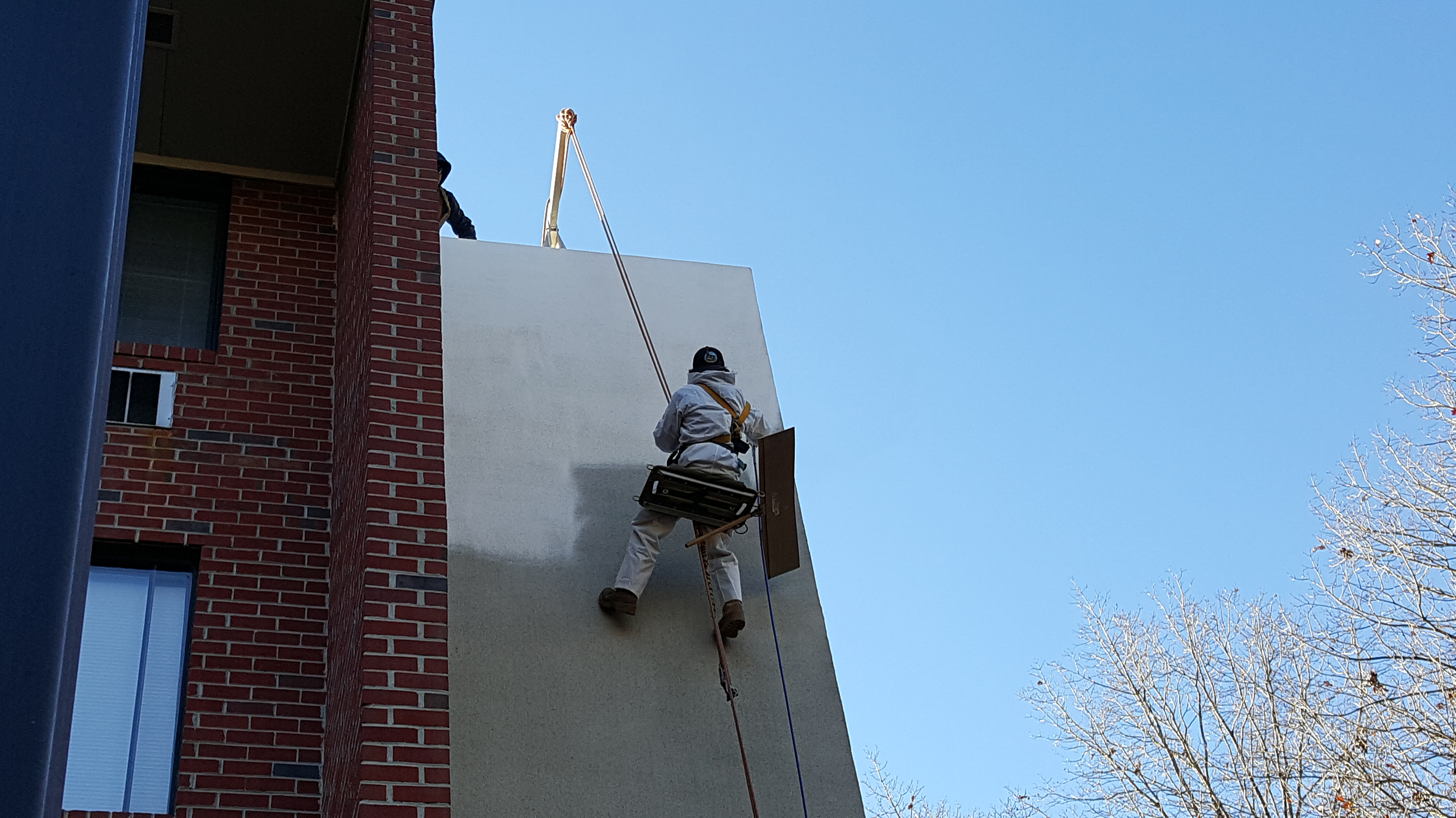 Damaged Eifs Eifs Repair Virginia Beach Chesapeake