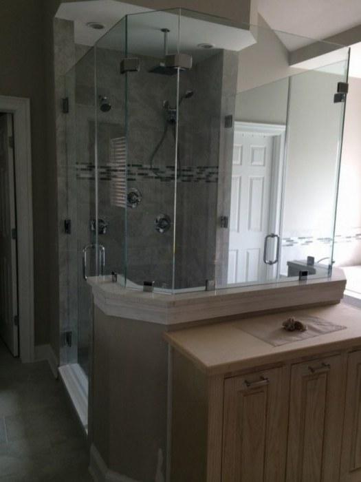 Custom Shower Doors Amp Enclosures Virginia Beach