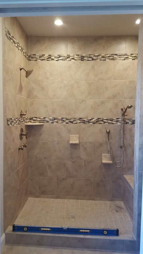 installing glass shower doors