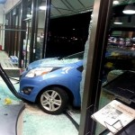storefront accident