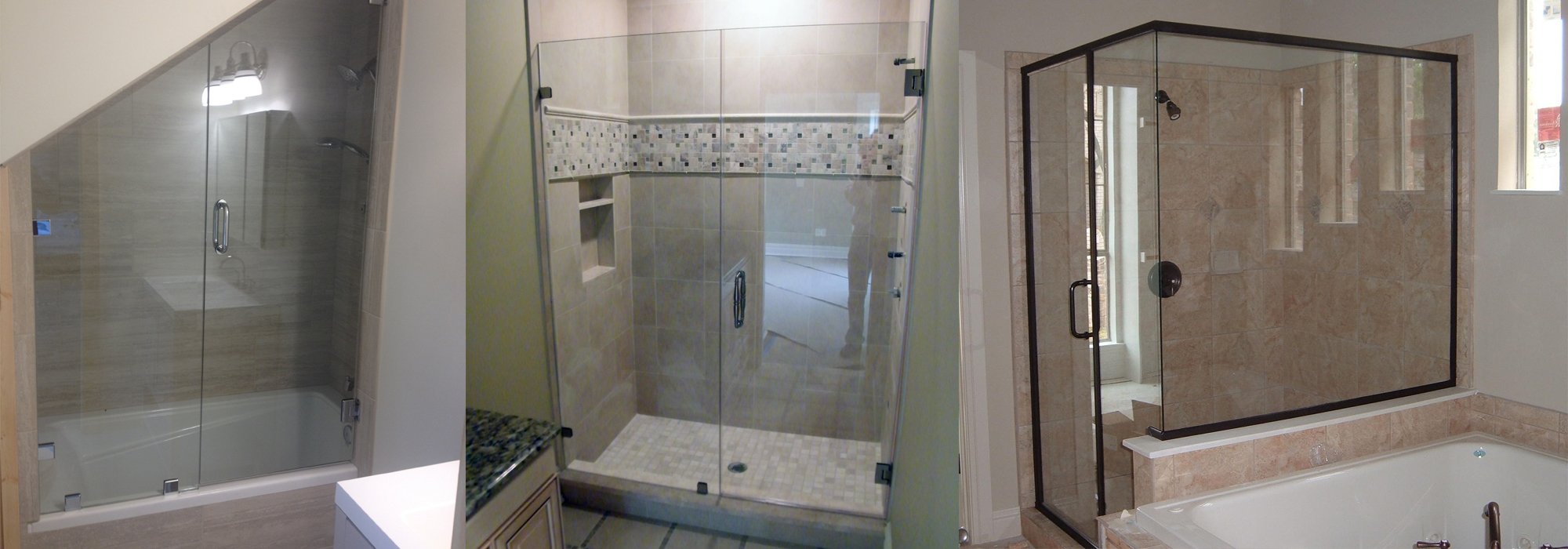 Framed Frameless Shower Doors Virginia Beach Norfolk Chesapeake