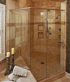 Installing Custom Shower Doors Virginia Beach Va